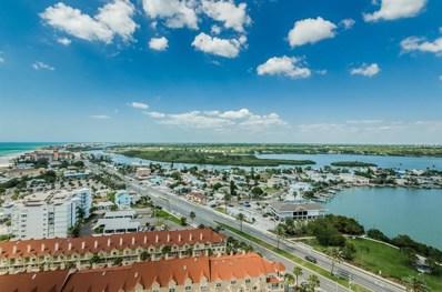 17920 Gulf Boulevard UNIT 2006, Redington Shores, FL 33708 - MLS#: U8000589