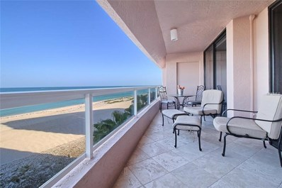 1340 Gulf Boulevard UNIT 7E, Clearwater Beach, FL 33767 - MLS#: U8000639