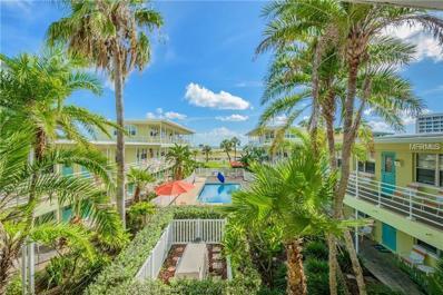 11730 Gulf Boulevard UNIT 40, Treasure Island, FL 33706 - MLS#: U8000838