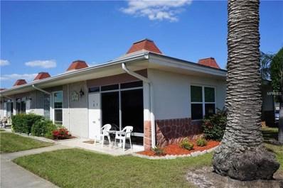 4349 Tahitian Gardens Circle UNIT H, Holiday, FL 34691 - MLS#: U8000881