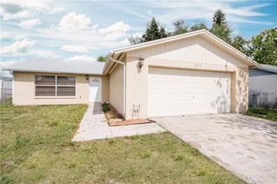 3602 Martell Street, New Port Richey, FL 34655 - MLS#: U8001120