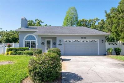 5808 65TH Terrace N, Pinellas Park, FL 33781 - MLS#: U8001148