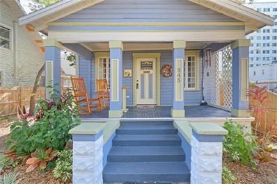 345 Lang Court N, St Petersburg, FL 33701 - MLS#: U8001154