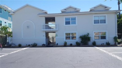 245 104TH Avenue UNIT 2, Treasure Island, FL 33706 - MLS#: U8001255