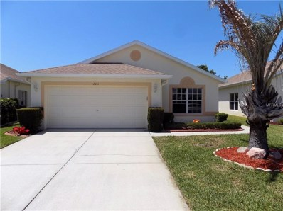 2211 Pleasant Hill Lane, Holiday, FL 34691 - MLS#: U8001282