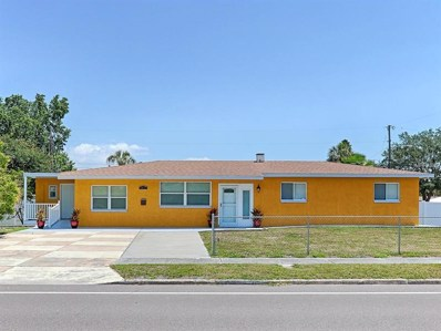 4811 Chancellor Street NE, St Petersburg, FL 33703 - MLS#: U8001560