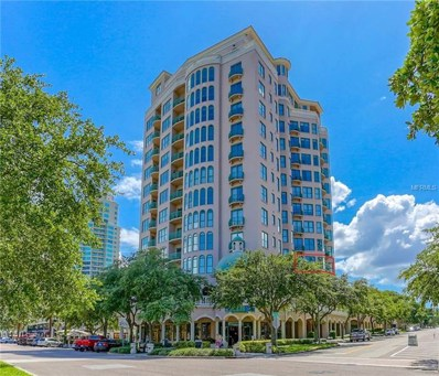 288 Beach Drive NE UNIT 4C, St Petersburg, FL 33701 - MLS#: U8001644