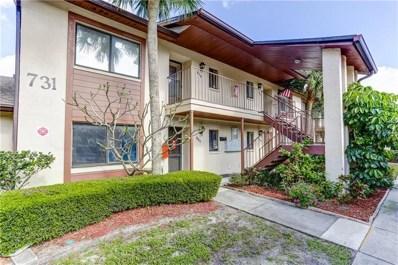 731 83RD Avenue N UNIT 202, St Petersburg, FL 33702 - MLS#: U8001738