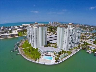 420 64TH Avenue UNIT 102, St Pete Beach, FL 33706 - MLS#: U8001782