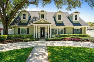 4504 W Beachway Drive, Tampa, FL 33609 - MLS#: U8001880