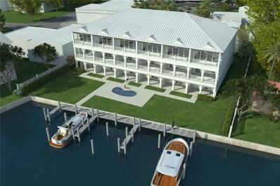 11719 1ST Street E, Treasure Island, FL 33706 - MLS#: U8002039