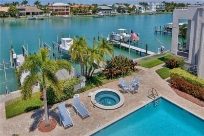 722 Pinellas Bayway S UNIT 103, Tierra Verde, FL 33715 - MLS#: U8002091