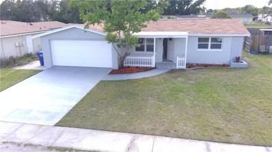 1721 Kenilworth Street, Holiday, FL 34691 - MLS#: U8002115