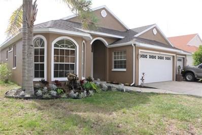 1817 Wood Bend St Street, Tarpon Springs, FL 34689 - MLS#: U8002165