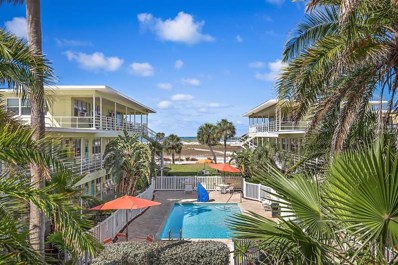 11730 Gulf Boulevard UNIT 51, Treasure Island, FL 33706 - MLS#: U8002181