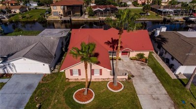 9901 Island Harbor Drive, Port Richey, FL 34668 - #: U8002285