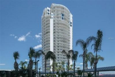 1209 E Cumberland Avenue UNIT 807, Tampa, FL 33602 - MLS#: U8002325