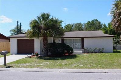 6900 Sandalwood Drive, Port Richey, FL 34668 - MLS#: U8002358