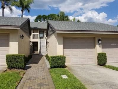 3167 Landmark Drive UNIT 825, Clearwater, FL 33761 - MLS#: U8002525