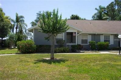 1485 Oak Hill Drive UNIT 101, Dunedin, FL 34698 - MLS#: U8002547