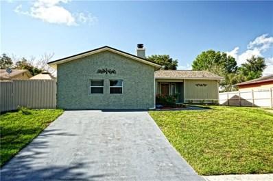 1210 Crossbow Lane, Tarpon Springs, FL 34689 - MLS#: U8002578