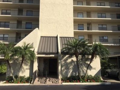 2800 Cove Cay Drive UNIT 4E, Clearwater, FL 33760 - MLS#: U8002581