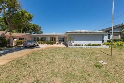 2820 Hibiscus Drive W, Belleair Beach, FL 33786 - MLS#: U8002613