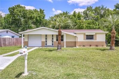 4901 Aegean Avenue, Holiday, FL 34690 - MLS#: U8003024