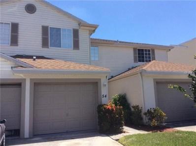 6400 46TH Avenue N UNIT 54, Kenneth City, FL 33709 - MLS#: U8003111