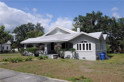 301 N Oak Avenue, Fort Meade, FL 33841 - MLS#: U8003311