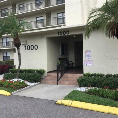 1000 Cove Cay Drive UNIT 6F, Clearwater, FL 33760 - MLS#: U8003328