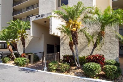 2621 Cove Cay Drive UNIT 602, Clearwater, FL 33760 - MLS#: U8003416