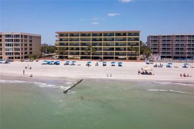 14710 Gulf Boulevard UNIT 206, Madeira Beach, FL 33708 - MLS#: U8003707