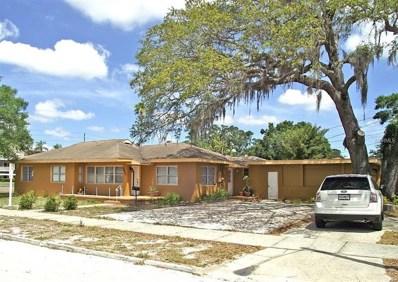 4855 10TH Avenue N, St Petersburg, FL 33713 - MLS#: U8003751