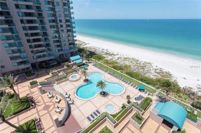 1520 Gulf Boulevard UNIT 1005, Clearwater Beach, FL 33767 - #: U8003793