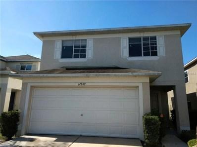 12949 Fennway Ridge Drive, Riverview, FL 33579 - MLS#: U8003796