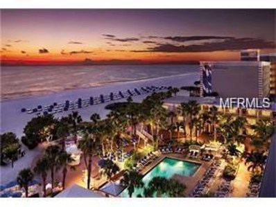5500 Gulf Boulevard UNIT 6244, St Pete Beach, FL 33706 - MLS#: U8003874