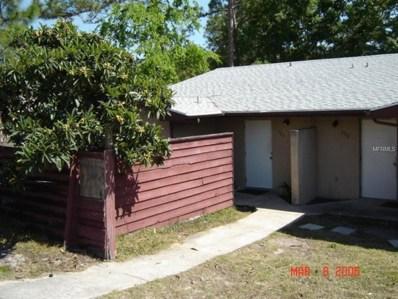 525 Rockpit Road, Titusville, FL 32796 - MLS#: U8003965