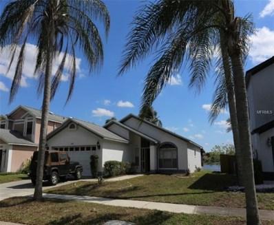 11661 Fox Creek Drive, Tampa, FL 33635 - MLS#: U8004047