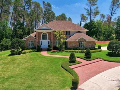 2901 Rolling Woods Drive, Palm Harbor, FL 34683 - MLS#: U8004059