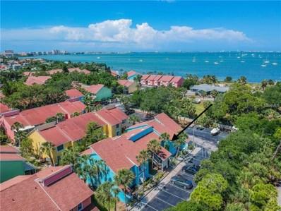 4190 35TH Terrace S UNIT E, St Petersburg, FL 33711 - MLS#: U8004078