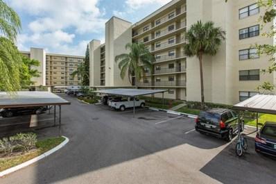 800 Cove Cay Drive UNIT 3A, Clearwater, FL 33760 - MLS#: U8004141