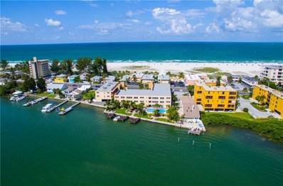 10265 Gulf Boulevard UNIT A-106, Treasure Island, FL 33706 - MLS#: U8004176