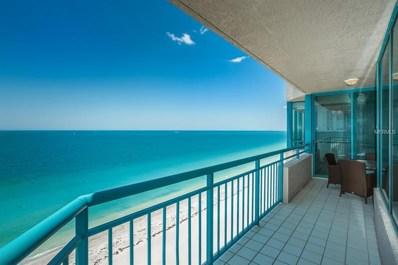 1520 Gulf Boulevard UNIT 1401, Clearwater Beach, FL 33767 - #: U8004180