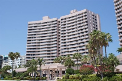 1340 Gulf Boulevard UNIT 18D, Clearwater Beach, FL 33767 - MLS#: U8004385