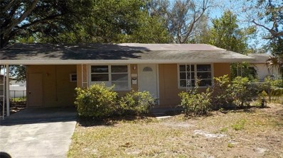 4752 5TH Avenue S, St Petersburg, FL 33711 - MLS#: U8004511