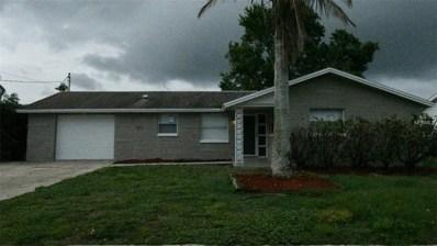 1552 Cockleshell Drive, Holiday, FL 34690 - MLS#: U8004558