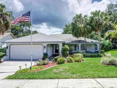 1701 Highland Club Lane, Palm Harbor, FL 34684 - MLS#: U8005069