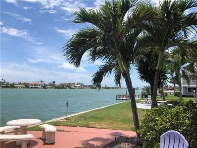 137 104TH Avenue UNIT 6, Treasure Island, FL 33706 - MLS#: U8005076