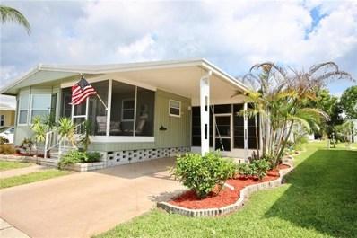 193 Timber Run Drive, Palm Harbor, FL 34684 - MLS#: U8005229
